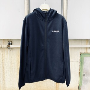 RE:OMG ZIP HOODY[NAVY]