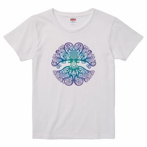 Kデザイン Tシャツ Connection_w