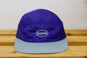 SAYHELLO Cash Logo Jet Cap [PURPLE / GREY]
