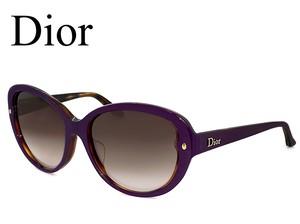 Dior サングラス レディース ディオール pondichery-f xlvk8 クリスチャンディオール Christian Dior CD アジアンフィット フォックス型 キャッツアイ キャットアイ