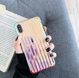 【お取り寄せ商品、送料無料】スーツケース風 iPhoneケース