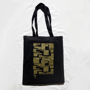 National Film Theatre Metallic Print Tote Bag/ナショナルフィルムシアター・メタリックバッグ/エコバッグ・トートバッグ