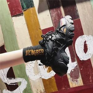 reflector toe sneaker