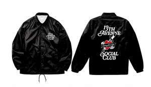 ご予約商品 LIVING FOR LIFE/13th Avenue Social Club
