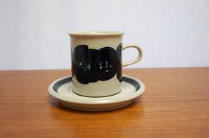 Anemone(アネモネ) コーヒーカップ&ソーサー【B】