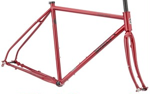*SURLY* midnight special frame&fork set (red)