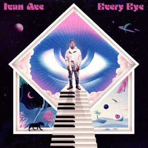 【ラスト1/CD】Ivan Ave - Every Eye