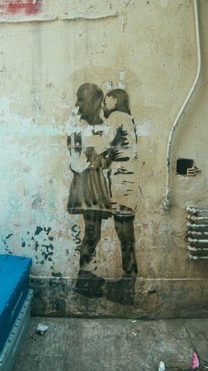 待受画像 / graffiti