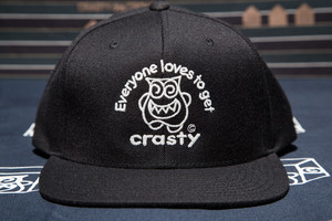 Everyone loves to get 6PANEL SNAP BACK CAP