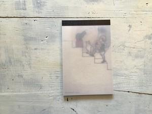 Krimgen メモ帳 月への階段