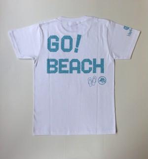 GO!BEACHやどかり tee