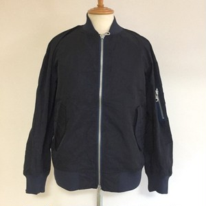 Crack JQ Bomber Jacket Navy