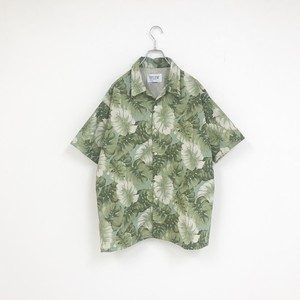LEAF SHIRT(GREEN)