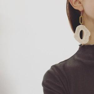 Wave Earrings L