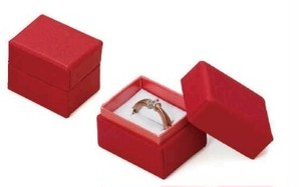 ピンキーリング用ボックス ミニ紙箱 プチリング・ピアス用紙箱 20個入り PC-601