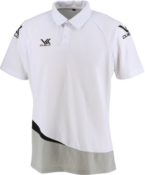 D030 Polo Shirt WHT