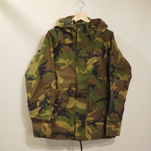 U.S.ARMY 2000's ECWCS Camouflage GORE-TEX Parka GEN1 SizeM-S