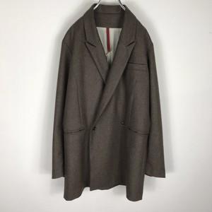 【SALE20%off】YANTOR  Peaked lapel Jacket