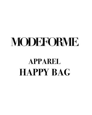 APPAREL HAPPY BAG