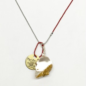 amp japan/Stay Gold Necklace -Skull-