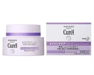 花王 Curel キュレル エイジングケアシリーズ クリーム とてもしっとり 40g