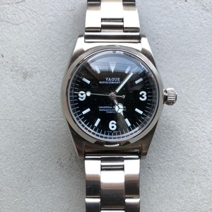 "5月入荷 予約販売 universal products ""VAGUE WATCH"" BB EX1"