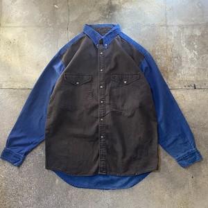 90s Linen BD Shirt