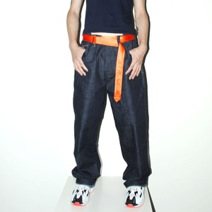 『G-FORCE』 90s stitched jeans deadstock