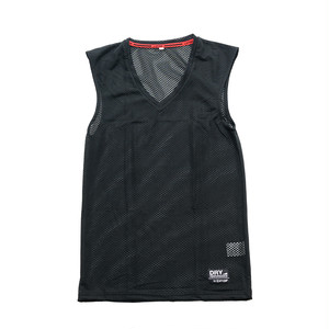 【ATION】 Crater Mesh NO SLEEVE