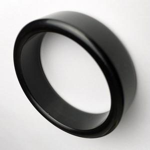 アルミ合金 Cリング 平ブラック(幅5mm/高さ15mm)
