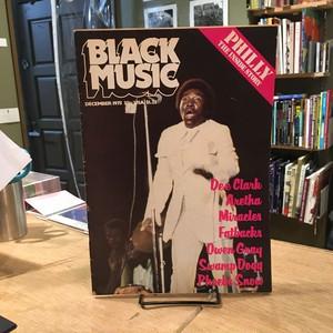 BLACK MUSIC December 1975