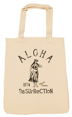 [BAG] ALOHA RESURRECTION CANVAS