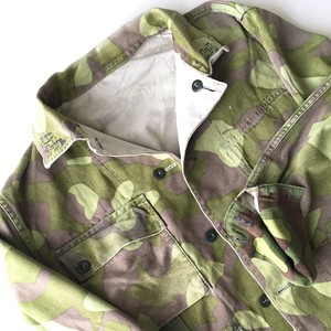 Finish Army : 70's reversible jacket (used)