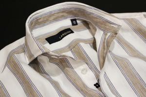 LARDINI Multi Stripe Shirts