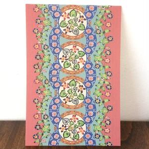 ポストカード『春風呼ぶ小道』