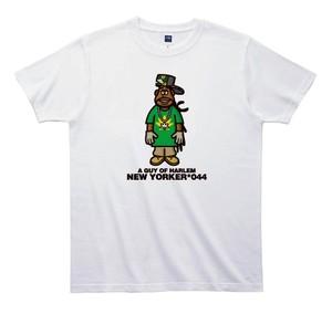 《山本周司Tシャツ》TY044/ A GUY OF HARLEM
