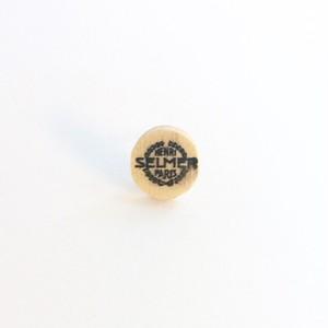 """セルマーリードのラペルピン Reed brooch pin """" SELMER """""""