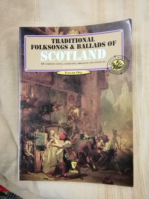 TRADITIONAL FOLKSONGS&BALLADS OF SCOTLAND(Volume One)