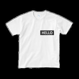 オリジナルデザイン白Tシャツ