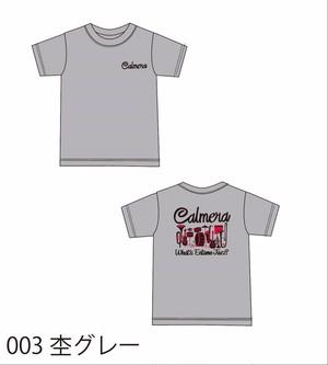 【期間限定/受注生産】杢グレー/エンタメジャズカラフルTEEシャツ