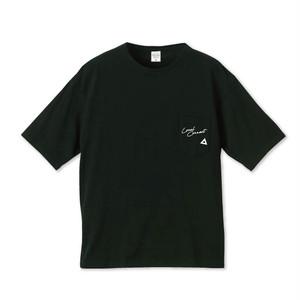 ビッグシルエットTシャツ【ブラック】