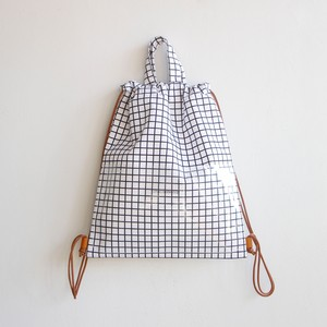 《chocolatesoup》GEOMETRY KNAPSACK / grid