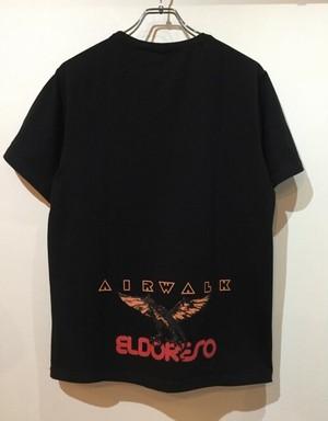 ELDORESO×AIRWALK(エルドレッソ×エアウォーク) 『Pteranodon T』  #BLACK