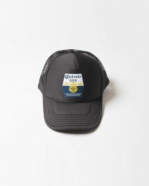 FES LOGO MESH CAP / BLACK