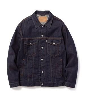 【SANDINISTA】B.C. Stretch Denim Jacket - Easy Fit