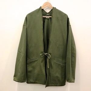 blurhms Sashiko Liner Jacket Khaki