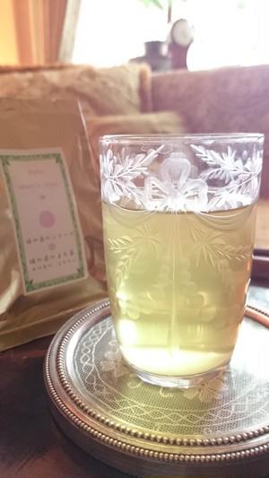 奈良よもぎ  つぼみ茶ん ティーバッグ 8個入り