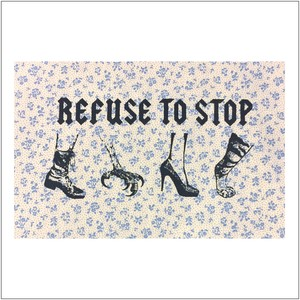 REFUSE TO STOP Patch