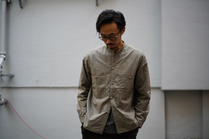 ENDS and MEANS / Puff Shirts Jacket