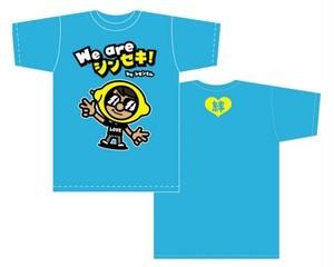 Tシャツ(青)